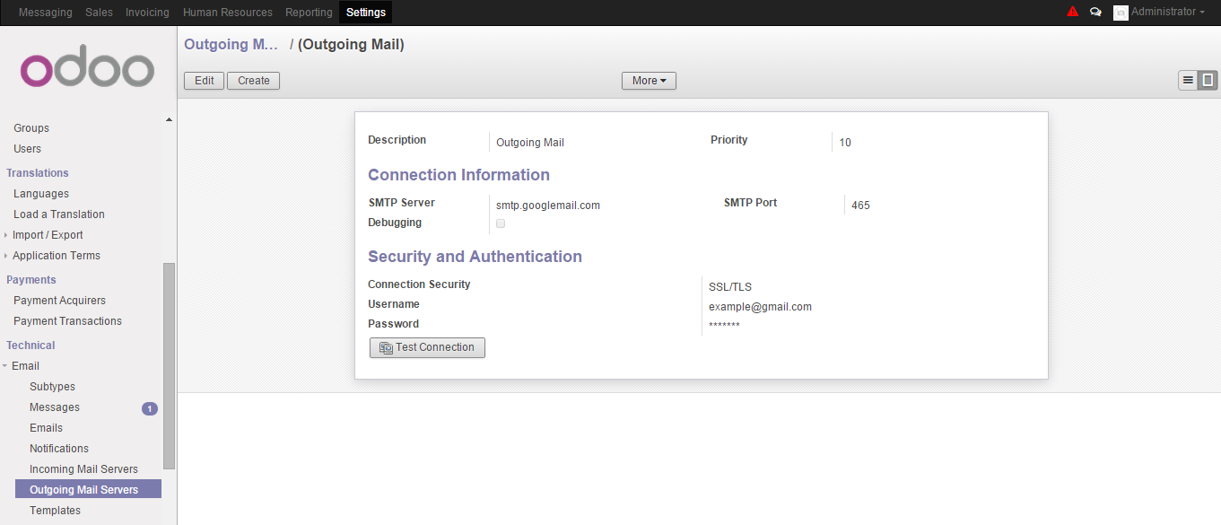 Customer Relationship Management - Integrate with your emails